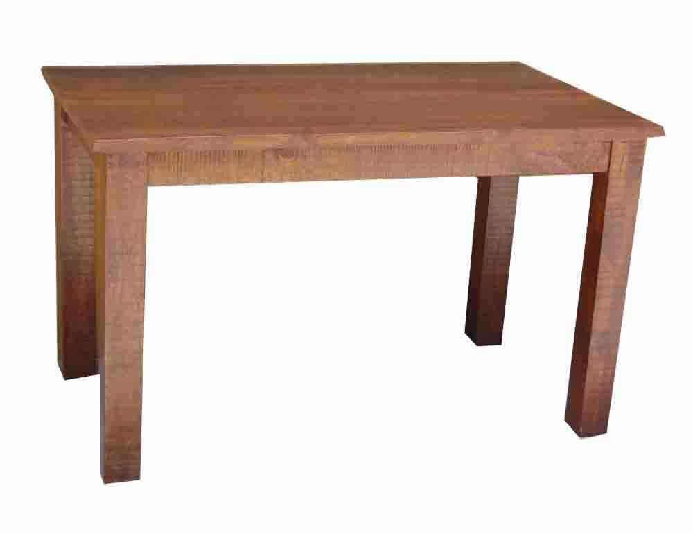 Dining Table  Ruff finish condo size