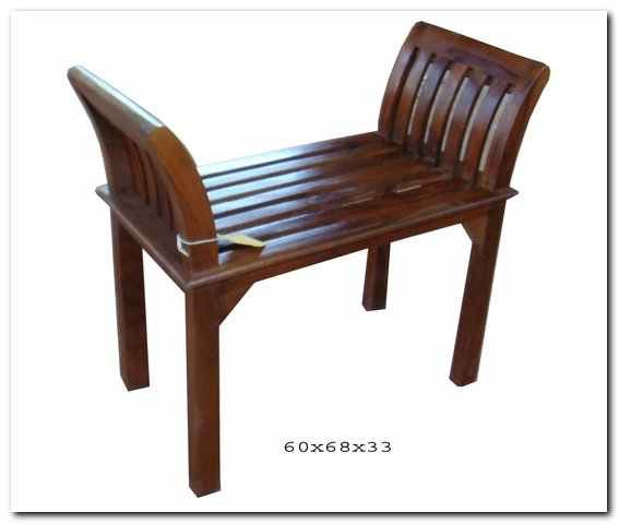 AEMS2825 Arched bench single