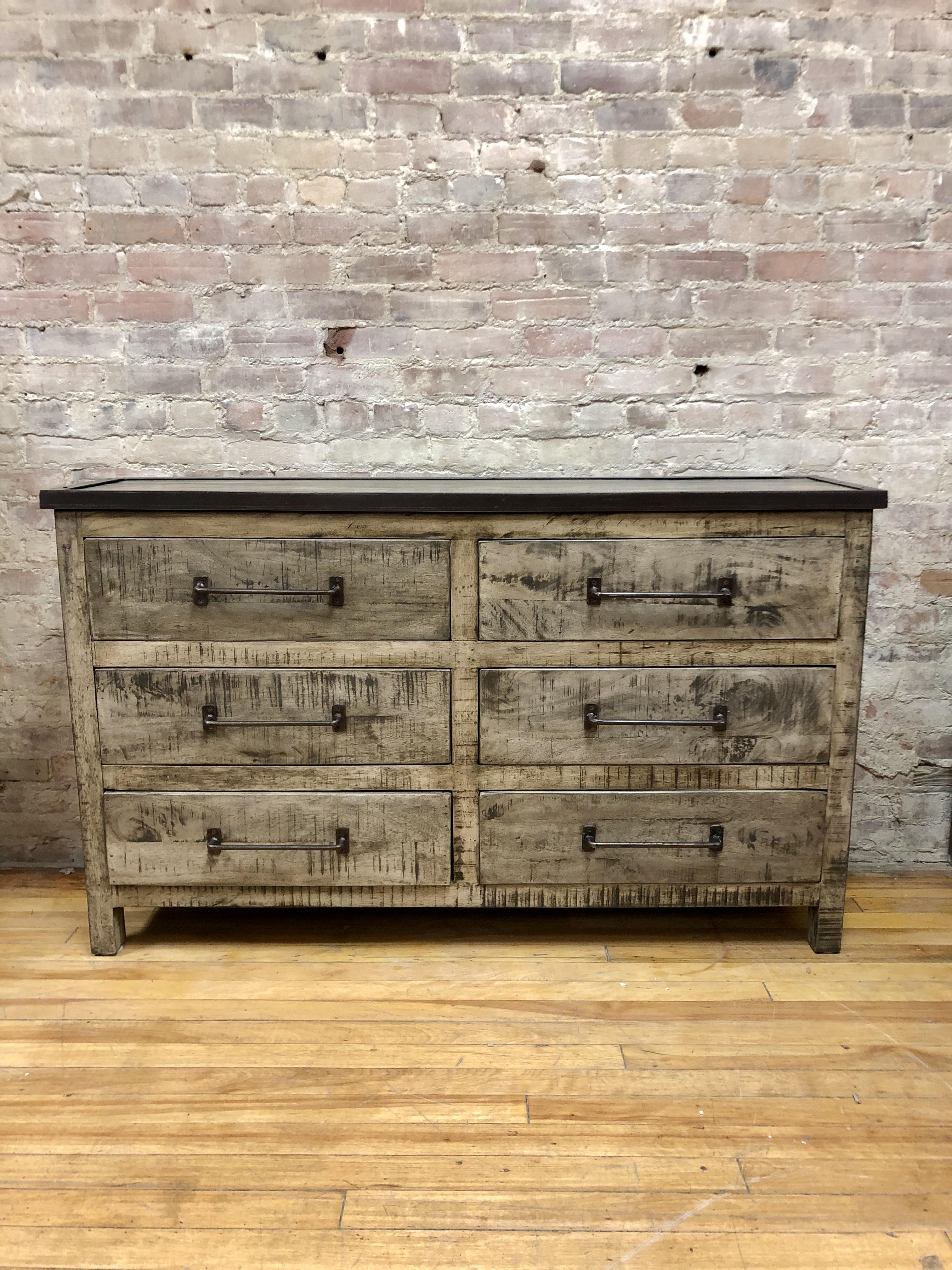 SIDEBOARD SIX DRAWERS