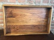 WOODEN TRAY - LARGE