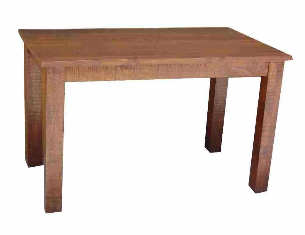 Dining Table  Ruff finish condo size